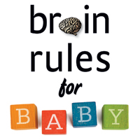 Brain Rules for Baby logo